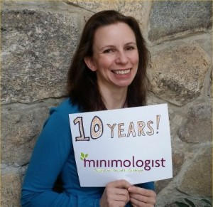 Minimologist recently celebrated their 10th anniversary,